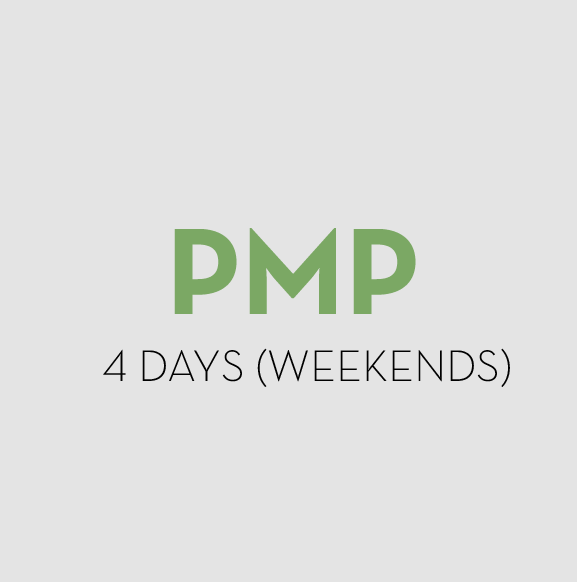 pmp-weekends